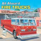 All Aboard Fire Trucks (All Aboard 8x8s) Cover Image