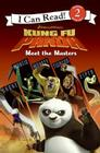 Kung Fu Panda: Meet the Masters Cover Image