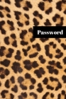 Password Logbook Animal Skin: White Paper: Keep your usernames, passwords, social info, web addresses and security questions in one. So easy & organ Cover Image