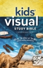 Niv, Kids' Visual Study Bible, Hardcover, Blue, Full Color Interior: Explore the Story of the Bible---People, Places, and History Cover Image