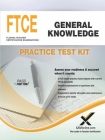 FTCE General Knowledge Practice Test Kit Cover Image