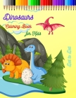 Dinosaurs Coloring Book for Kids Cover Image