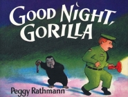 Good Night, Gorilla (Oversized Board Book) Cover Image