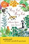 Pocket Posh Cat Lover's Puzzle & Quiz Book: 100 Puzzles Cover Image