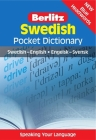 Berlitz Swedish Pocket Dictionary: Swedish-English/Engelsk-Svensk (Berlitz Pocket Dictionary) Cover Image