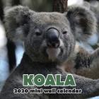 Koala 2020 Mini Wall Calendar Cover Image
