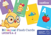 Bilingual Flash Cards: Letters A-Z Cover Image