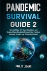 Pandemic Survival Guide 2: How to Make DIY Hand Sanitizers and Medical Face Masks to Protect Your Family's Immune System and Eliminate Viruses Cover Image