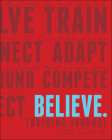 Believe Training Journal (Classic Red, Updated Edition) Cover Image