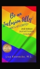 Be An Inclusion Ally: ABCs of LGBTQ+ Cover Image