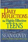 Daily Reflections For Highly Effective Teens Cover Image