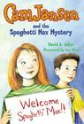 Cam Jansen and the Spaghetti Max Mystery Cover Image