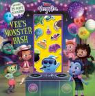 Vampirina Vee's Monster Bash: With Puffy Stickers! Cover Image