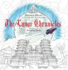 The Lunar Chronicles Coloring Book Cover Image
