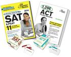 Complete Practice Bundle for the SAT & ACT Cover Image