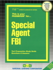 Special Agent FBI: Passbooks Study Guide (Career Examination Series) Cover Image