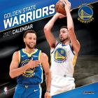 Golden State Warriors 2021 12x12 Team Wall Calendar Cover Image