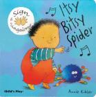 Itsy Bitsy Spider: American Sign Language Cover Image