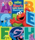 Sesame Street: Elmo's Word Book: An English/Spanish Flap Book (Lift-the-Flap) Cover Image