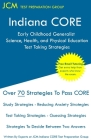 Indiana CORE Early Childhood Generalist Science, Health, and Physical Education - Test Taking Strategies: Indiana CORE 016 - Free Online Tutoring Cover Image