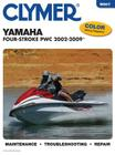 Yamaha Four Stroke PWC 2002-2009 Cover Image