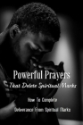 Powerful Prayers That Delete Spiritual Marks: How To Complete Deliverance From Spiritual Marks: Mark Bible Verses Cover Image