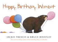 Happy Birthday Wombat Cover Image