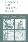 Slavonic & East European Review (98: 3) July 2020 Cover Image