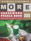 Crosswords for Seniors: weekend crossword puzzle books for adults - More 50 Easy Puzzles Large Print Crosswords to Keep you Entertained for Ho Cover Image