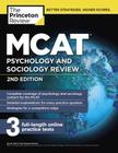 MCAT Psychology and Sociology Review, 2nd Edition (Graduate School Test Preparation) Cover Image
