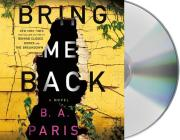 Bring Me Back Cover Image