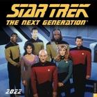 Star Trek: The Next Generation 2022 Wall Calendar Cover Image