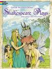 Great Scenes from Shakespeare's Plays Coloring Book (Dover Classic Stories Coloring Book) Cover Image