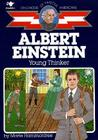 Albert Einstein: Young Thinker (Childhood of Famous Americans) Cover Image