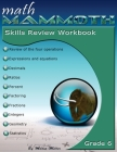 Math Mammoth Grade 6 Skills Review Workbook Cover Image