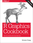 R Graphics Cookbook: Practical Recipes for Visualizing Data Cover Image