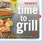 Weber's Time to Grill Cover Image