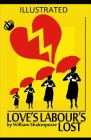 Love's Labour's Lost Illustrated Cover Image