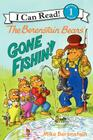 The Berenstain Bears: Gone Fishin'! (I Can Read Level 1) Cover Image