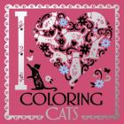 I Heart Coloring Cats Cover Image