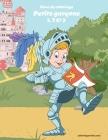 Livre de coloriage Petits garçons 1, 2 & 3 Cover Image