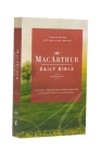 The Nkjv, MacArthur Daily Bible, 2nd Edition, Paperback, Comfort Print: A Journey Through God's Word in One Year Cover Image