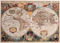 Puzzle Old World Map Cover Image