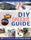 DIY Skoolie Guide: A Step-By-Step Bus Conversion Textbook Cover Image
