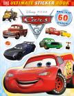 Ultimate Sticker Book: Disney Pixar Cars 3 Cover Image