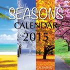 Seasons Calendar 2015: 16 Month Calendar Cover Image