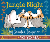 Jungle Night (with free downloadable soundtrack with Yo-Yo Ma) (Boynton on Board) Cover Image