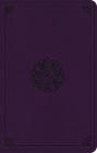 ESV Premium Gift Bible (Trutone, Lavender, Emblem Design) Cover Image