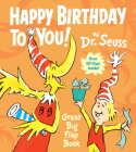 Happy Birthday to You! Great Big Flap Book Cover Image