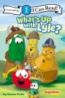 What's Up with Lyle?: Level 1 (I Can Read! / Big Idea Books / VeggieTales) Cover Image